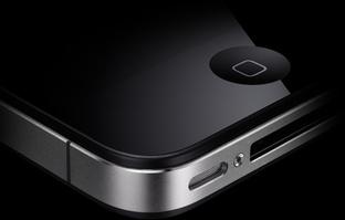 Antenne des iPhone 4