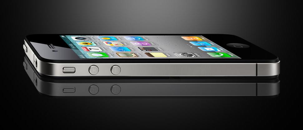 Das ikonische Design des iPhone 4