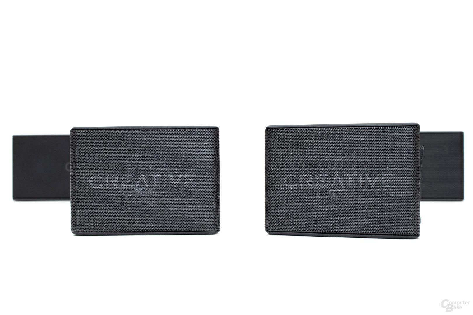 Creative MUVO 2 und MUVO 2c