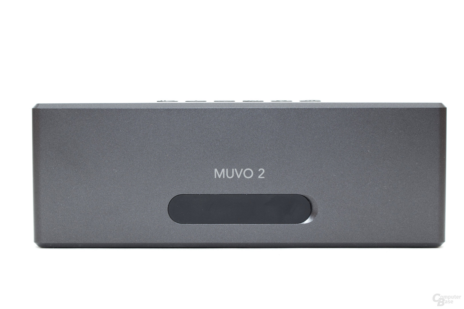 Creative MUVO 2 mit Lasche zum Spritzwasserschutz
