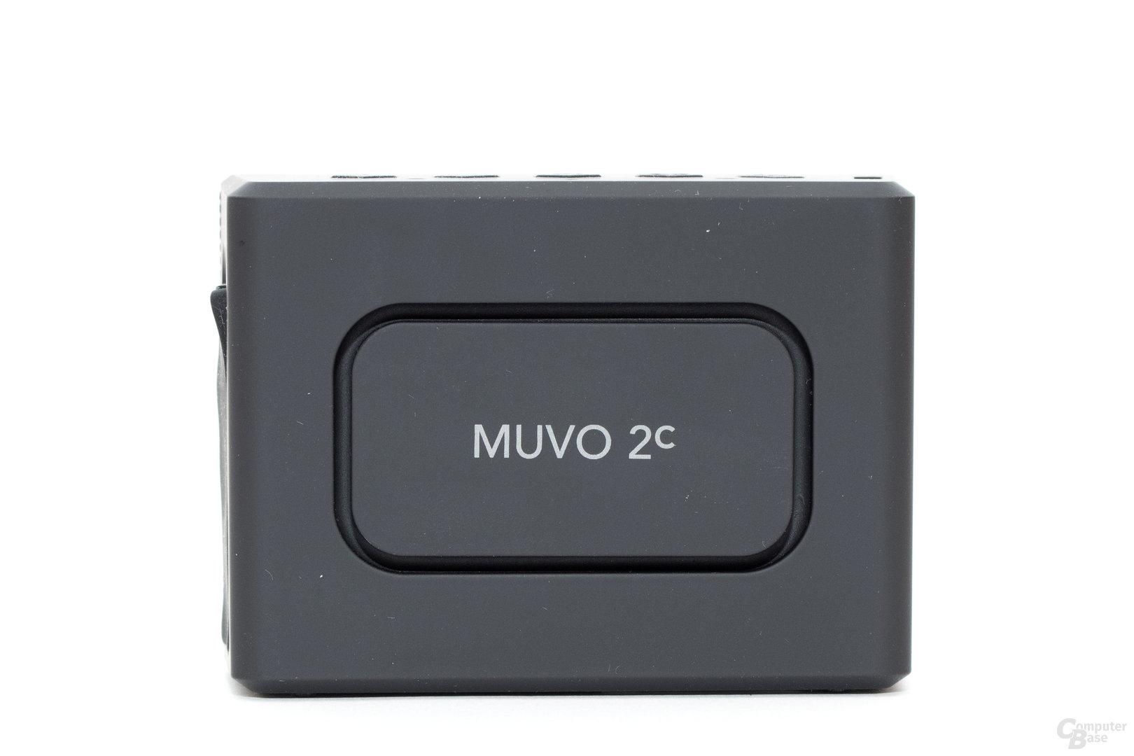 Creative MUVO 2c mit passivem Bassstrahler