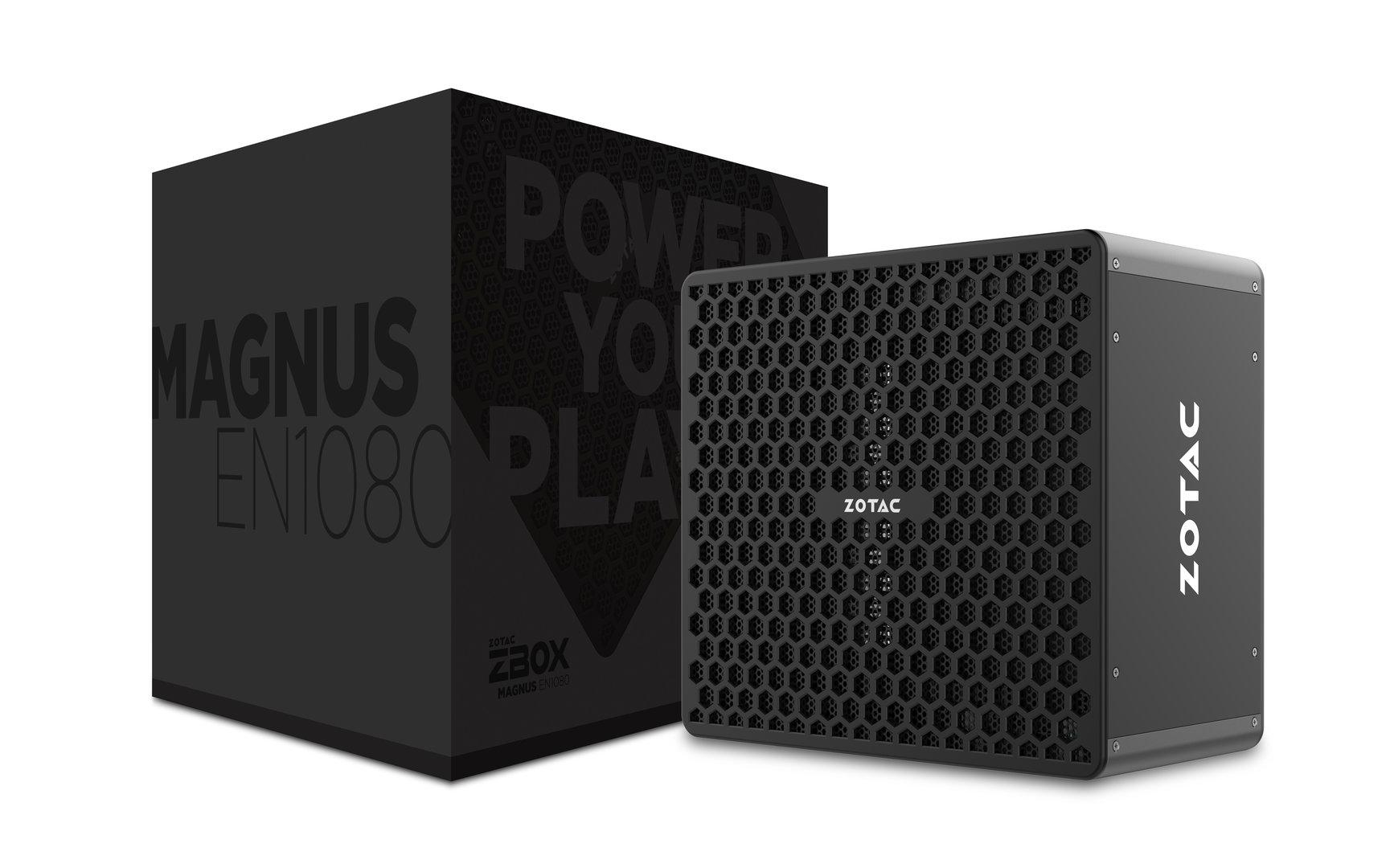 Zotac Zbox Magnus EN1080 Sonderedition