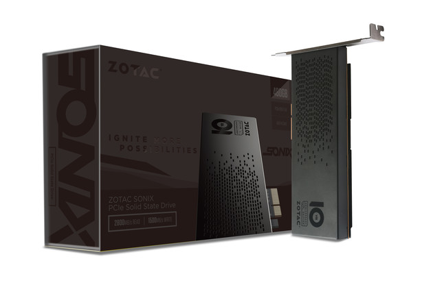 Zotac Sonix PCIe SSD Sonderedition