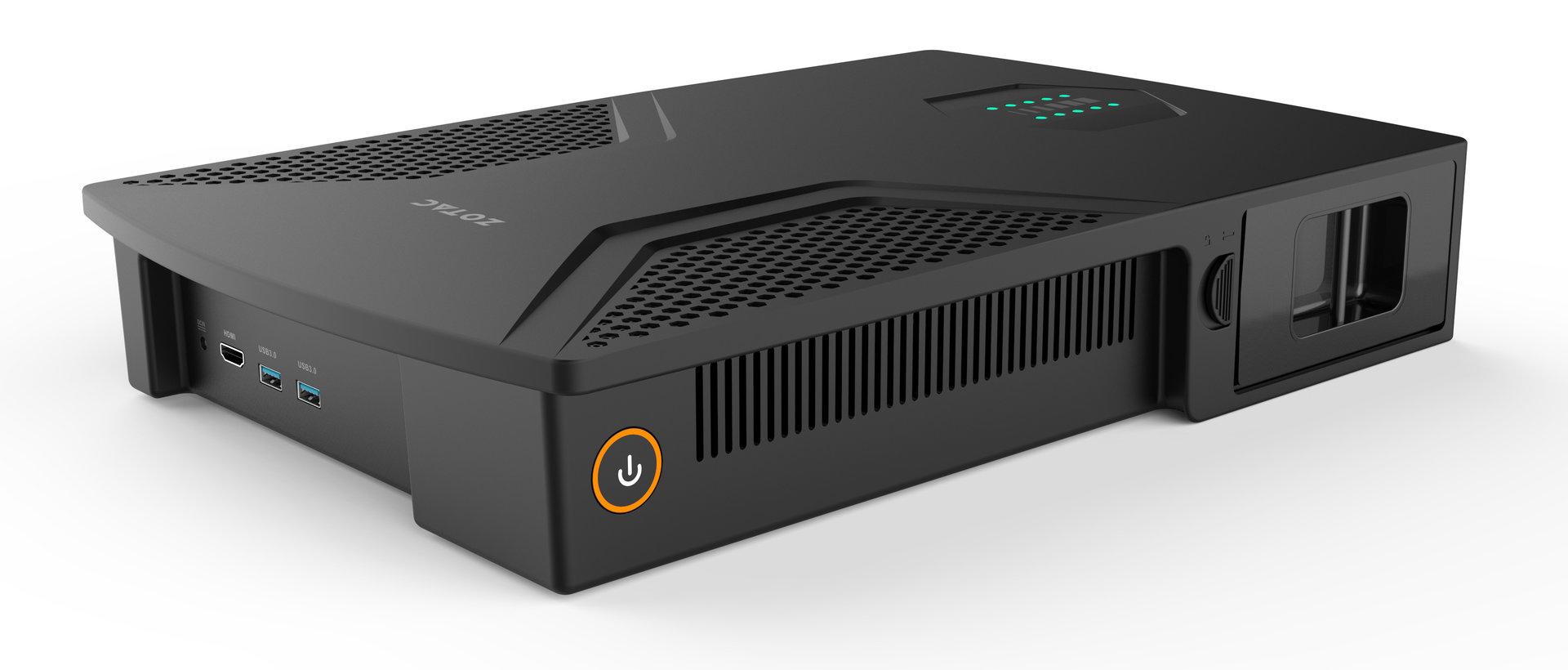 Zotac VR Go mit GeForce GTX 1070