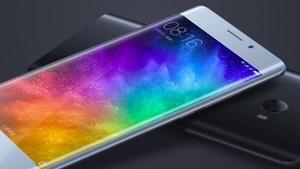Xiaomi Mi Note 2: Gebogenes OLED-Display, Snapdragon 821 und Band 20