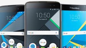 DTEK60: BlackBerry bringt neues Spitzenmodell für 579Euro