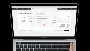 macOS 10.12.1: Apple zeigt neues MacBook Pro mit OLED-Leiste vorab
