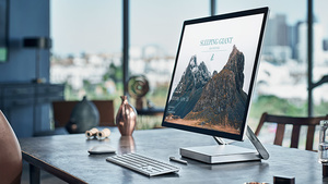 Surface Studio: Microsofts All-in-One-PC mit 3:2-Display und Stift