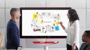 Jamboard: Google präsentiert eine Alternative zu Surface Hub