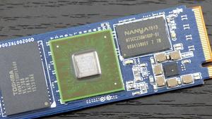 Patriot Hellfire SSD im Test: Ab 80 °C hört der Spaß schnell auf