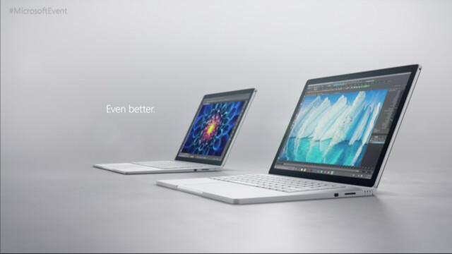 Das neue Surface Book Core i7