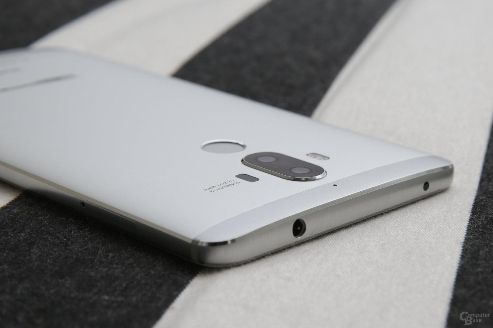 Huawei Mate 9 ausprobiert