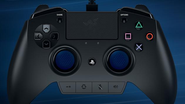 """PlayStation 4: """"Elite Controller"""" von Razer und Nacon"""