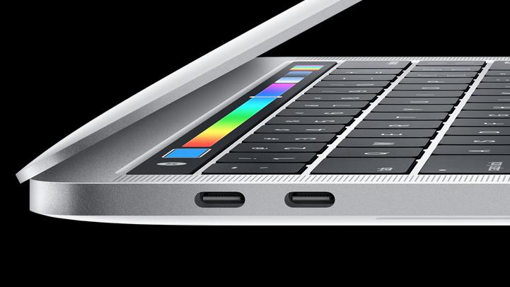 Thunderbolt 3: Das kann USB Typ C am neuen MacBook Pro