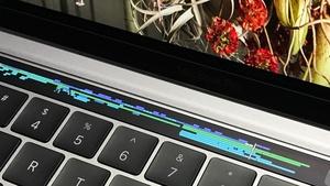 Touch Bar: Das neue MacBook Pro hat 2.170 × 60 zusätzliche Pixel
