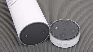 Amazon Echo (Dot) im Test: Ein bisschen Zukunft schon heute