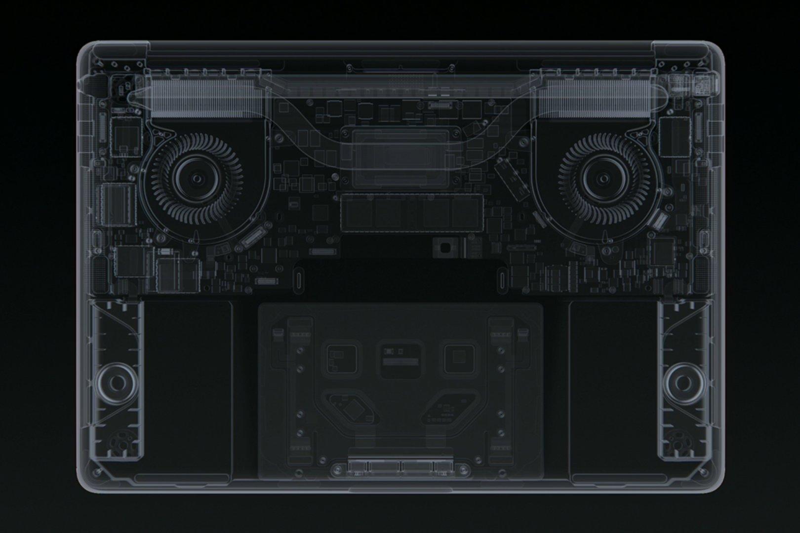 Durchsicht des MacBook Pro 13 Zoll mit Touch Bar