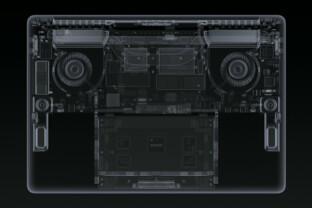Durchsicht des MacBook Pro 15 Zoll mit Touch Bar