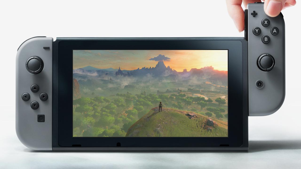 Nintendo: Switch soll Touch-Display mit 6,2Zoll und 720p haben