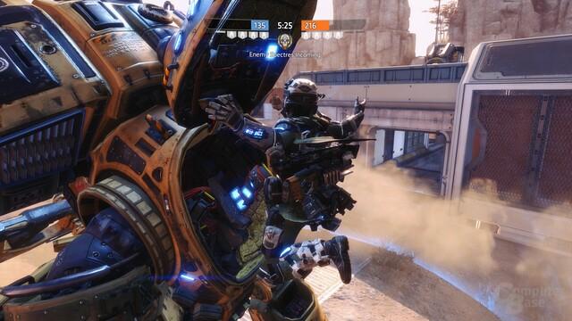 Einsteigen, Spaß haben: Mechs und Multiplayer gehen gut zusammen