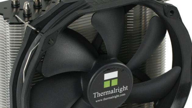 Thermalright True Spirit 140 Direct: Schlanker Towerkühler mit Heatpipe Direct Touch