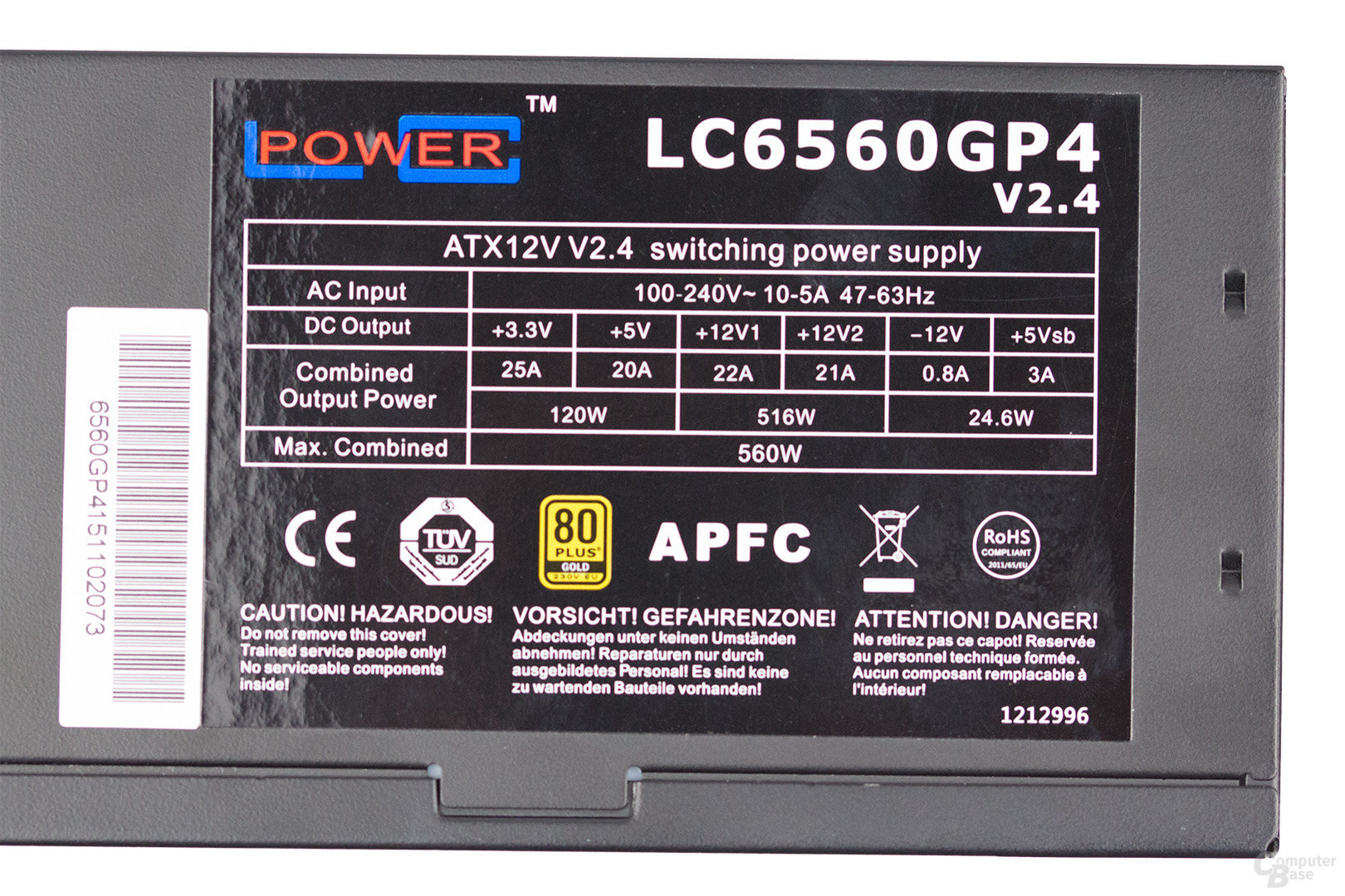 LC-Power LC6560GP4