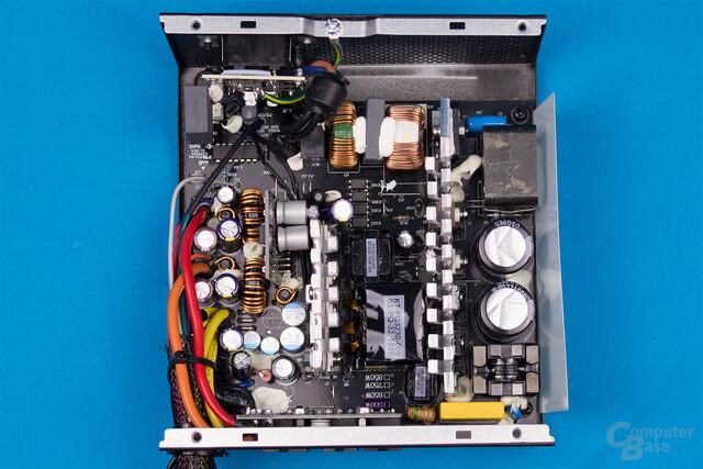 LC-Power LC6560GP4 – Überblick Elektronik