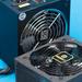 80-Plus-Gold-Netzteile im Test: Enermax Revolution X'tII gegen LC-Power LC6560GP4
