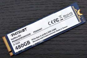Patriot Hellfire M.2 480 GB