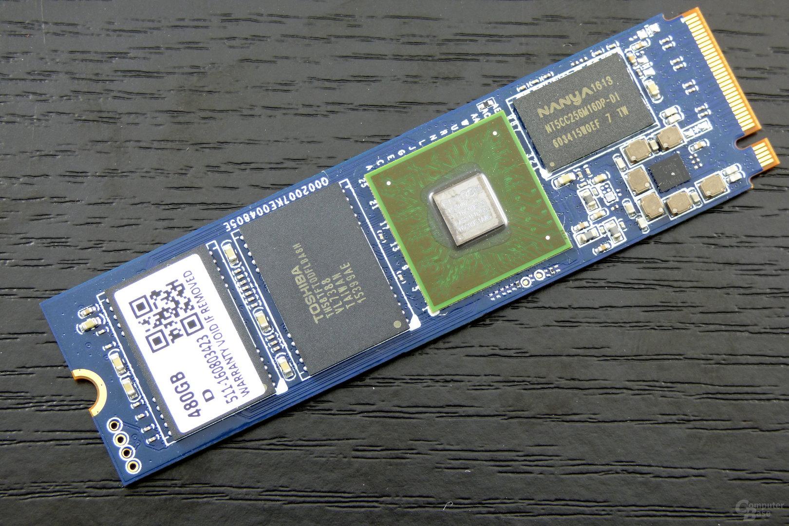 Patriot Hellfire M.2 480 GB