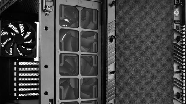 Silverstone Kublai KL07: Schlichter Midi-Tower mit Schalldämmung und USB 3.1