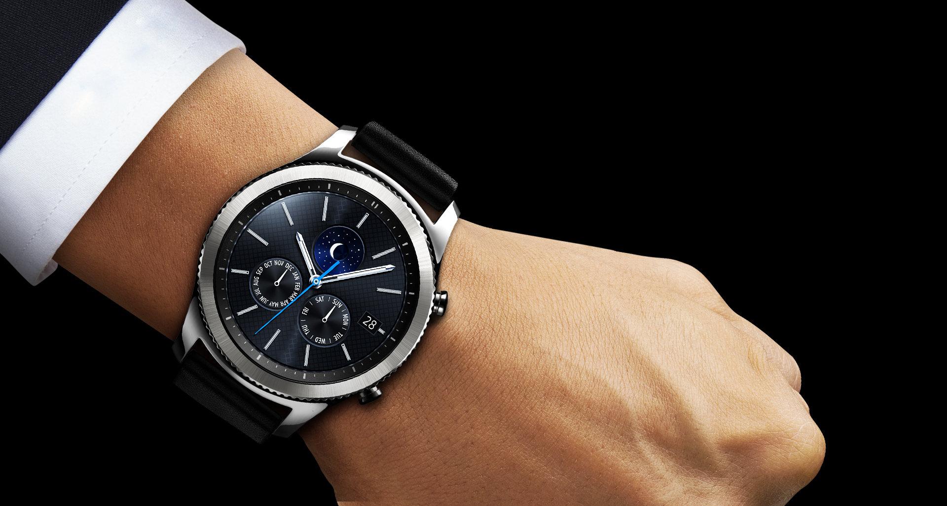 Die neue Samsung Gear S3