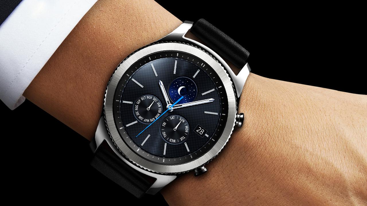 Samsung Gear S3: Zusätzliches Armband für Vorbesteller
