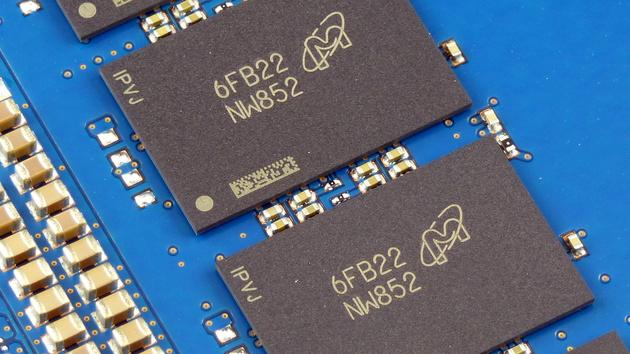 NAND-Flash: Speicherengpässe sollen bis nächstes Jahr anhalten