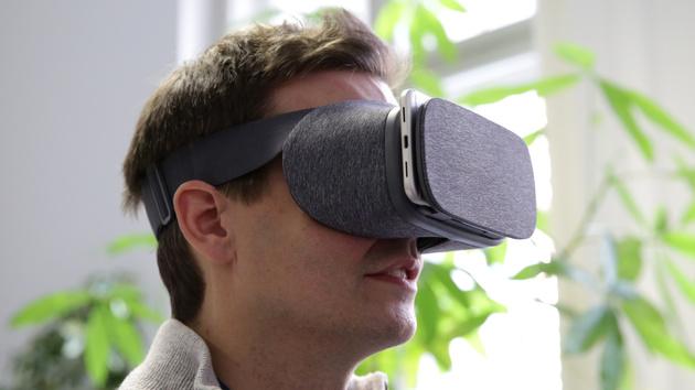 Google Daydream (View) im Test: VR für die Massen mit Fernglas-Sichtfeld