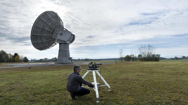 Freiraumdatenübertragung: Laser sendet 1,72 Tbit/s über 10,5 km Luftlinie