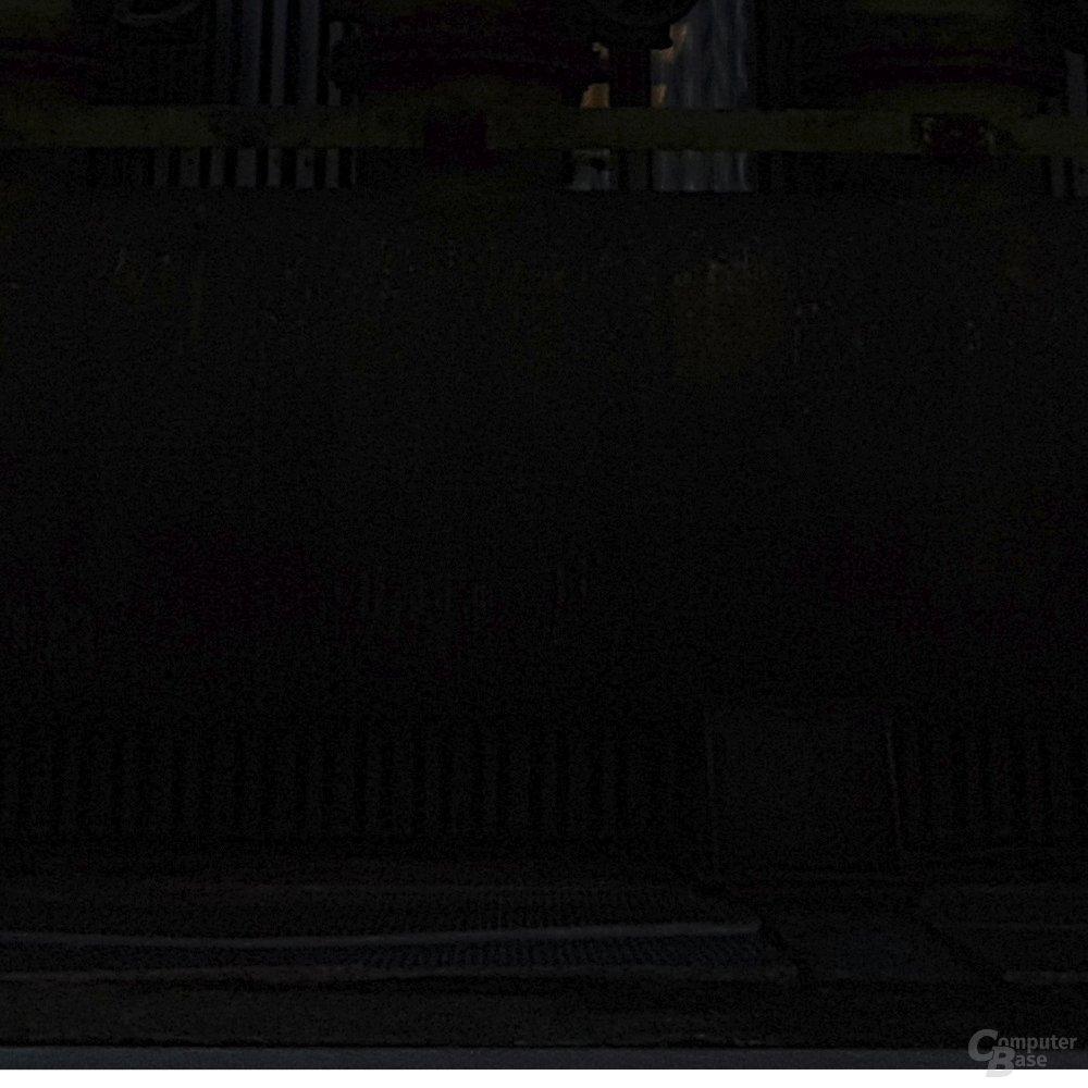 Samsung Galaxy S7 Edge – 3 Blenden unterbelichtet