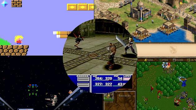 Erste Lieblingsspiele: Der Weg der Redakteure zum PC-Spieler
