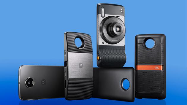 Indiegogo-Wettbewerb: Lenovo will Moto Mods am Leben erhalten