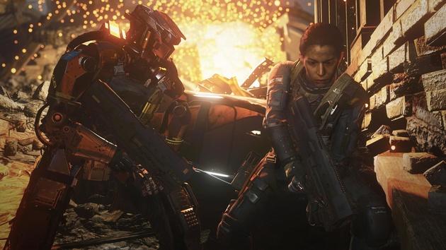 Call of Duty: Infinite Warfare: Steam und Windows Store spielen online getrennt