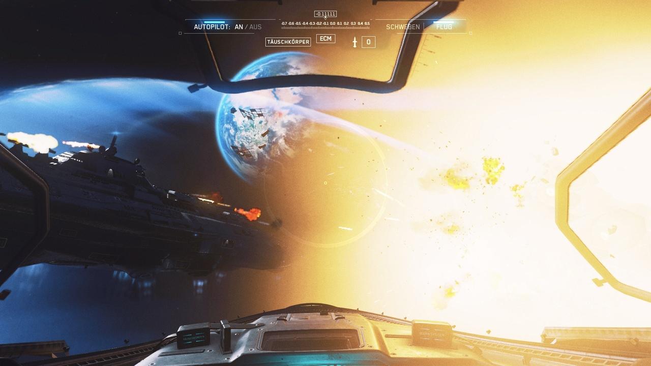 Infinite Warfare im Test: CoD-Action im Weltall