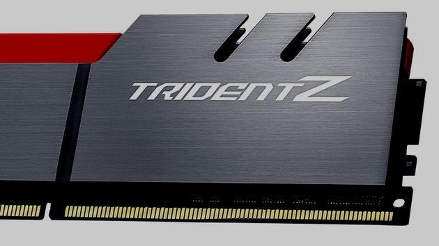 G.Skill Trident Z: 16-GB-DIMMs mit DDR4-3.600 im 64-GByte-Kit