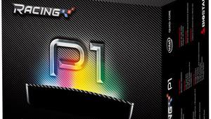 Biostar Racing P1: Mini-PC in Carbon-Optik mit Anschluss für LED-Streifen