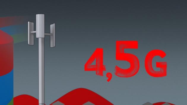 Vodafone: 500 Mbit/s über LTE starten in Berlin und Düsseldorf
