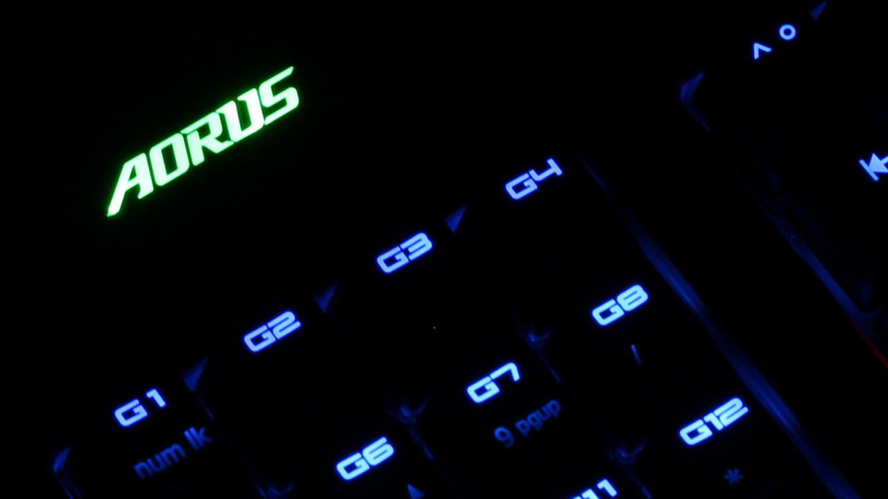 Gigabyte Aorus: Gaming-Marke auch für Mainboards und Grafikkarten