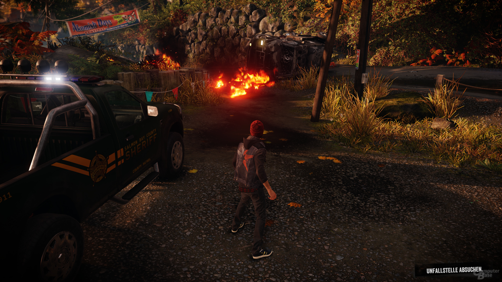 PlayStation 4 – Infamous: Second Child