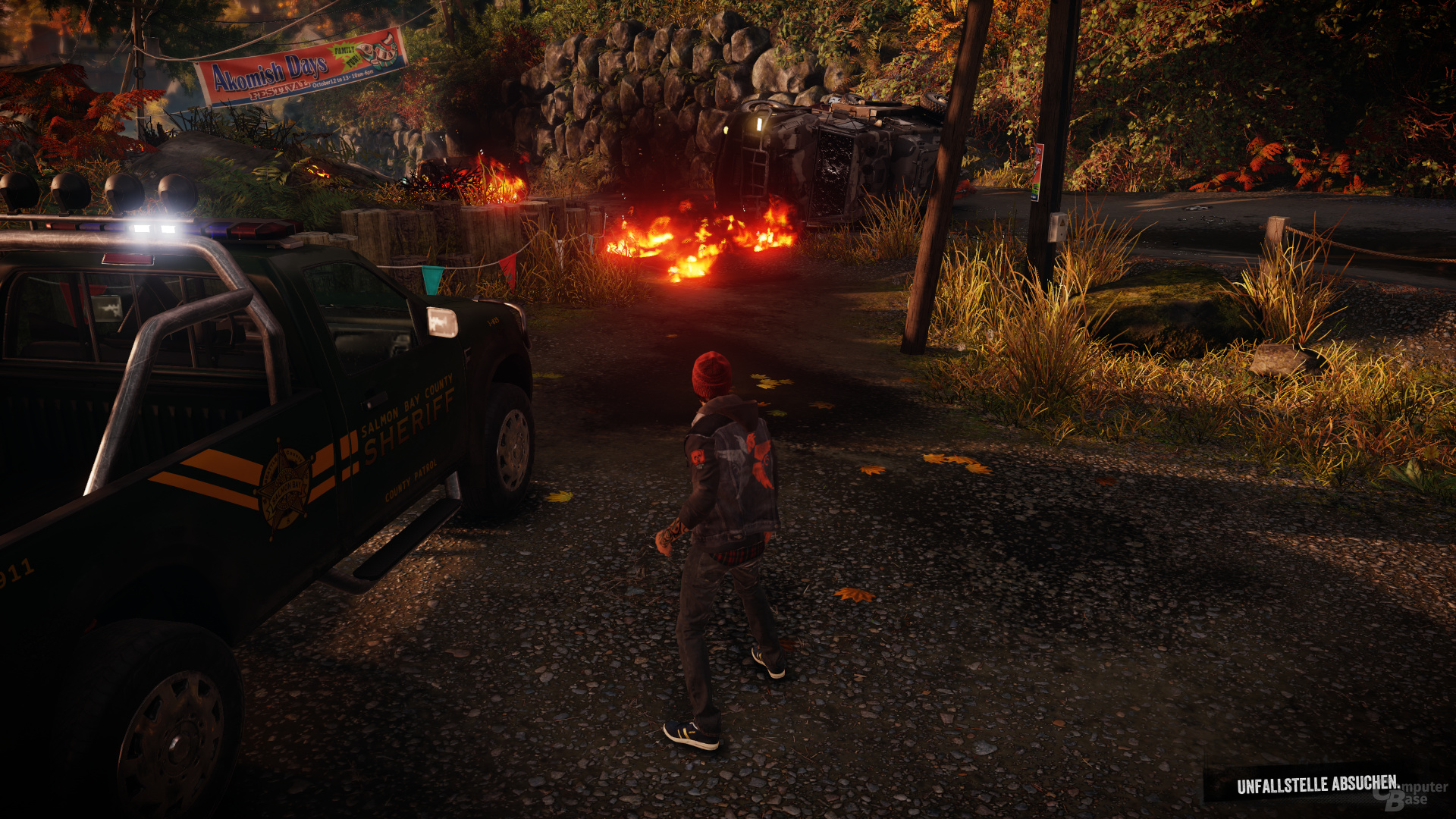 PlayStation 4 Pro – Infamous: Second Child