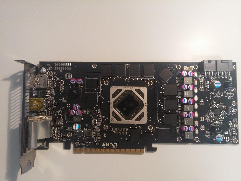 """Die nie veröffentlichte """"Radeon R9 285X"""""""