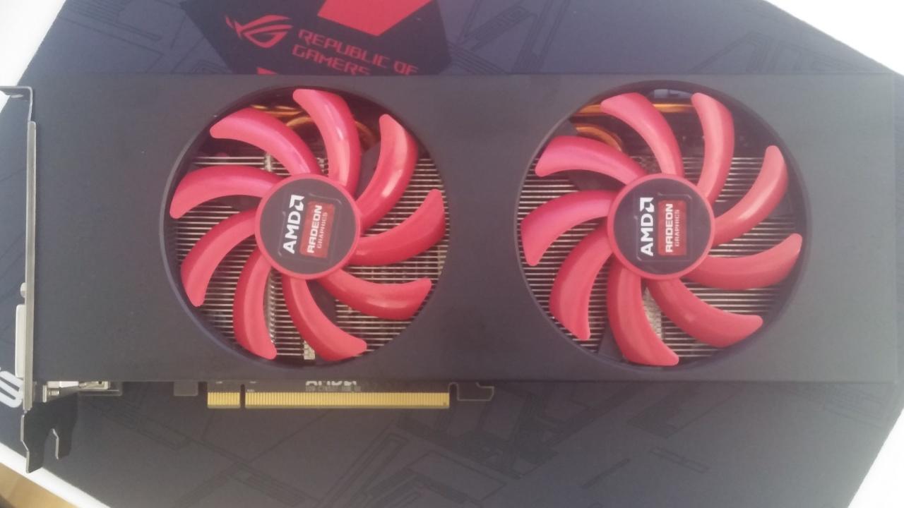 Radeon R9 285X: Nie veröffentlichte Grafikkarte mit Tonga XT aufgetaucht
