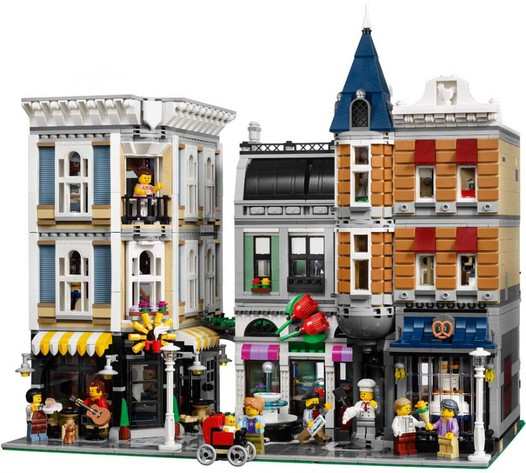 Lego Creator Expert Assembly Square (10255)